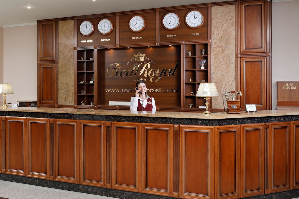 Gallery image of Red Royal Hotel