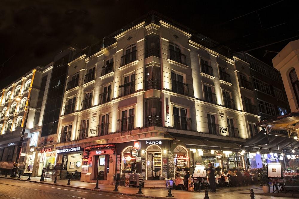 Faros Hotel Old City
