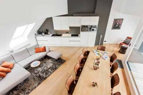 Exclusive Penthouse in Ghent