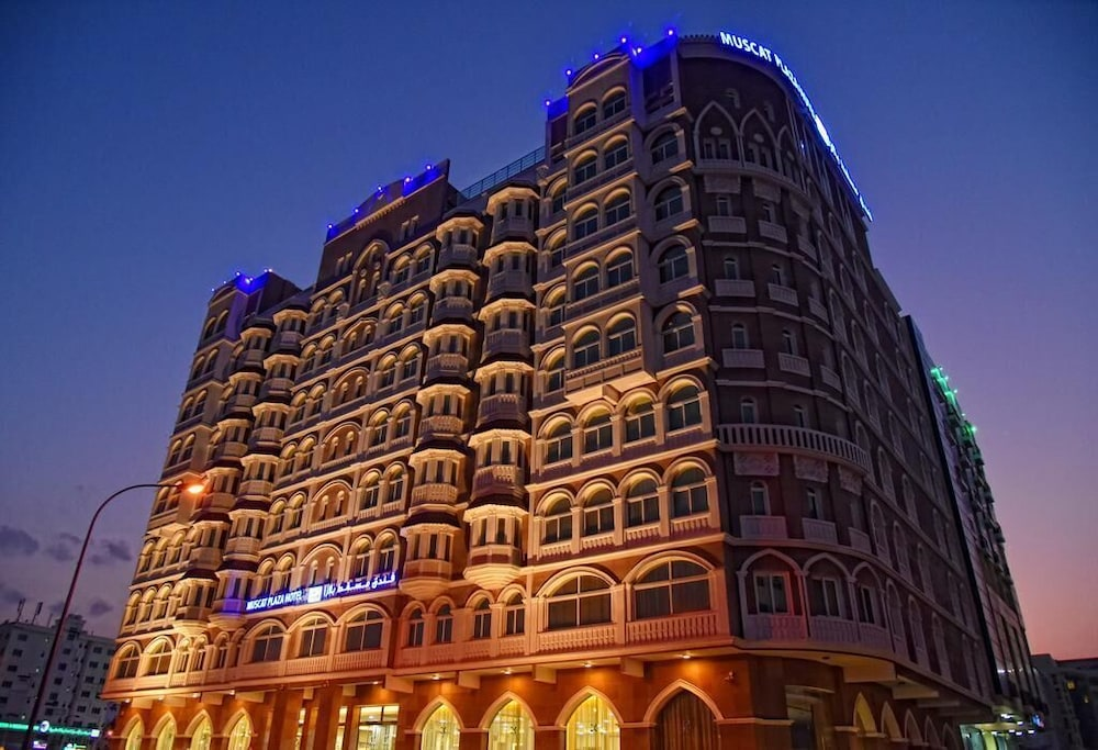 The Muscat Plaza Hotel