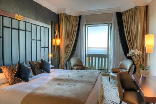 Le Regina Biarritz Hotel & Spa MGallery by Sofitel