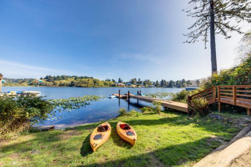 Retreat On Devils Lake