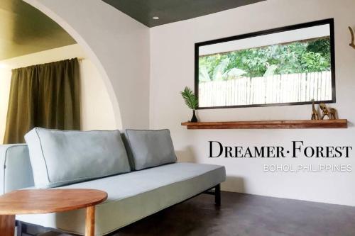 Dreamer. Forest PanglaoBohol Modern villa