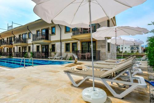 Calis Beach Yasam Park Residence & Apartments 4