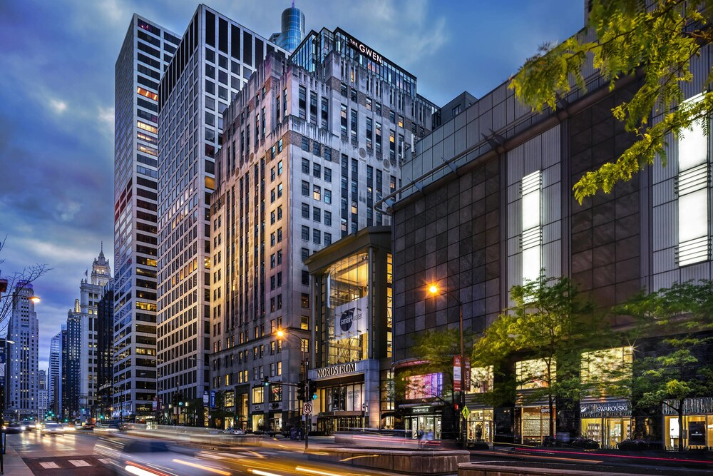 The Gwen a Luxury Collection Hotel Michigan Avenue Chicago