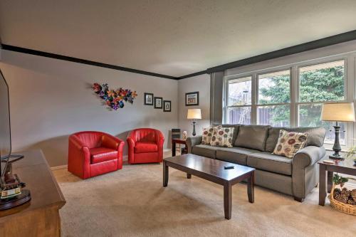 Centrally Located Salt Lake City Home w Yard