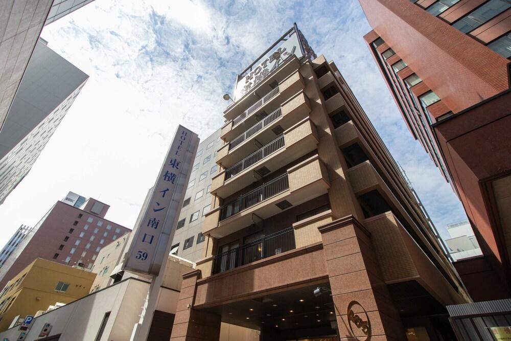 Toyoko Inn Hokkaido Sapporo eki Minami guchi