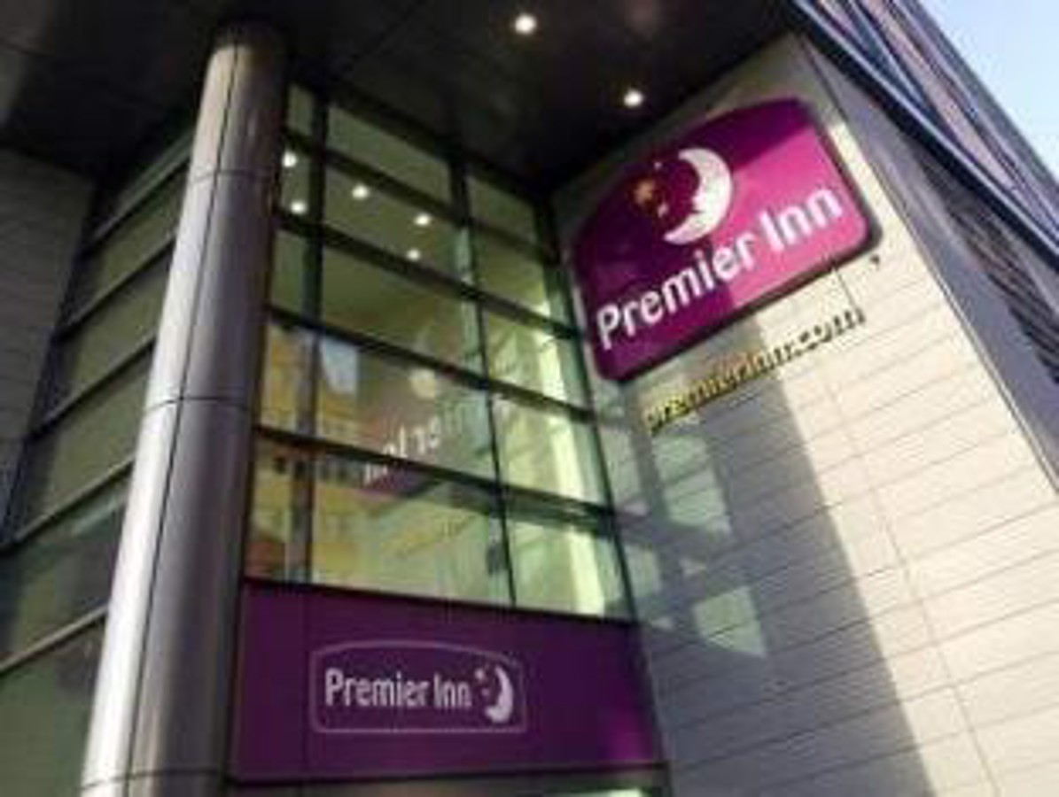 Premier Inn Sheffield City Centre St Mary's Gate