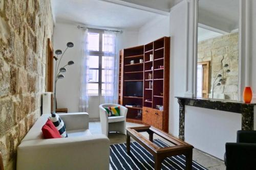 Appartement tout confort proche gare et centre ville