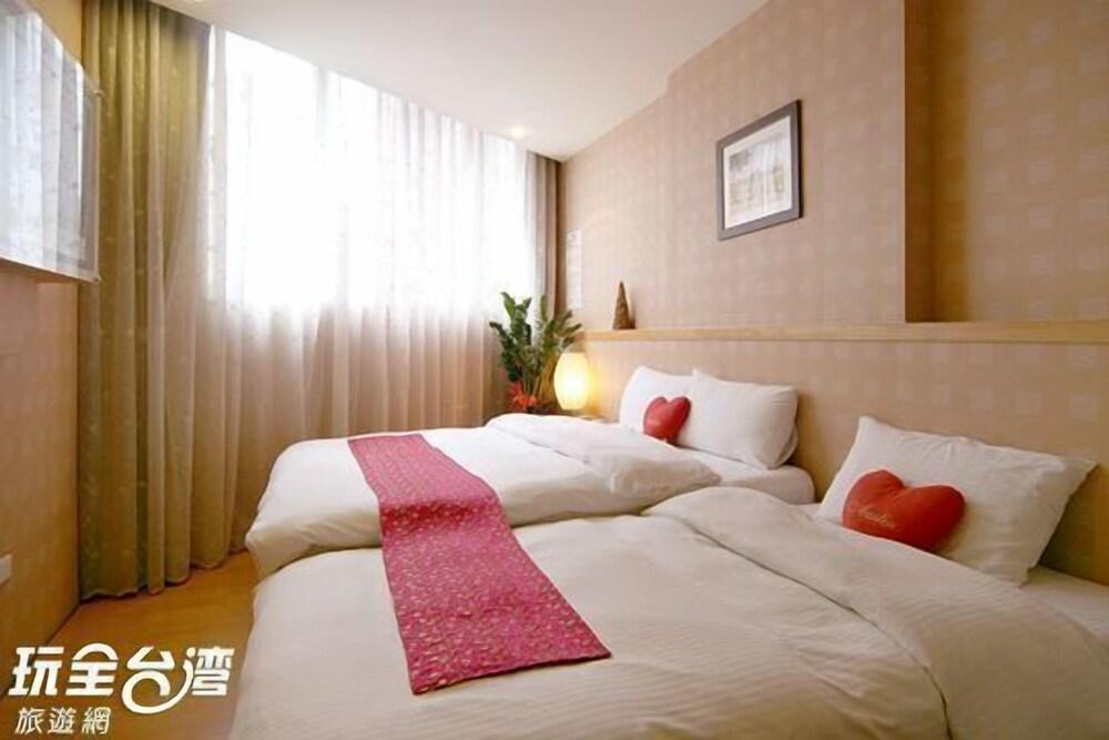Tanxiang Resort Hotel Sun Moon Lake