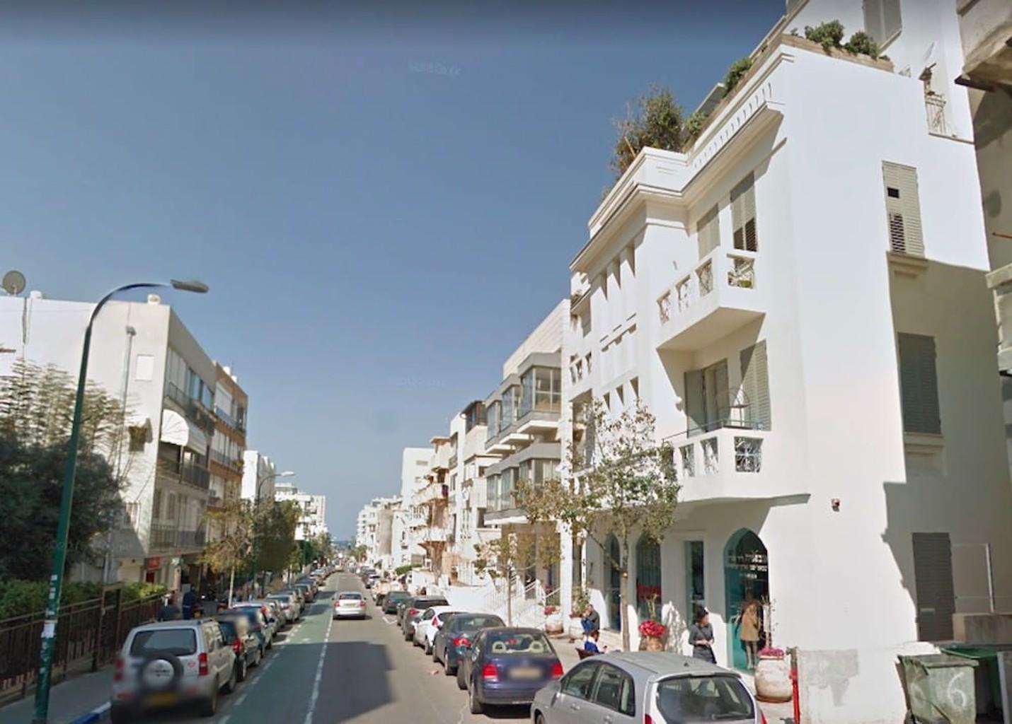 Stay in the heart of Tel Aviv