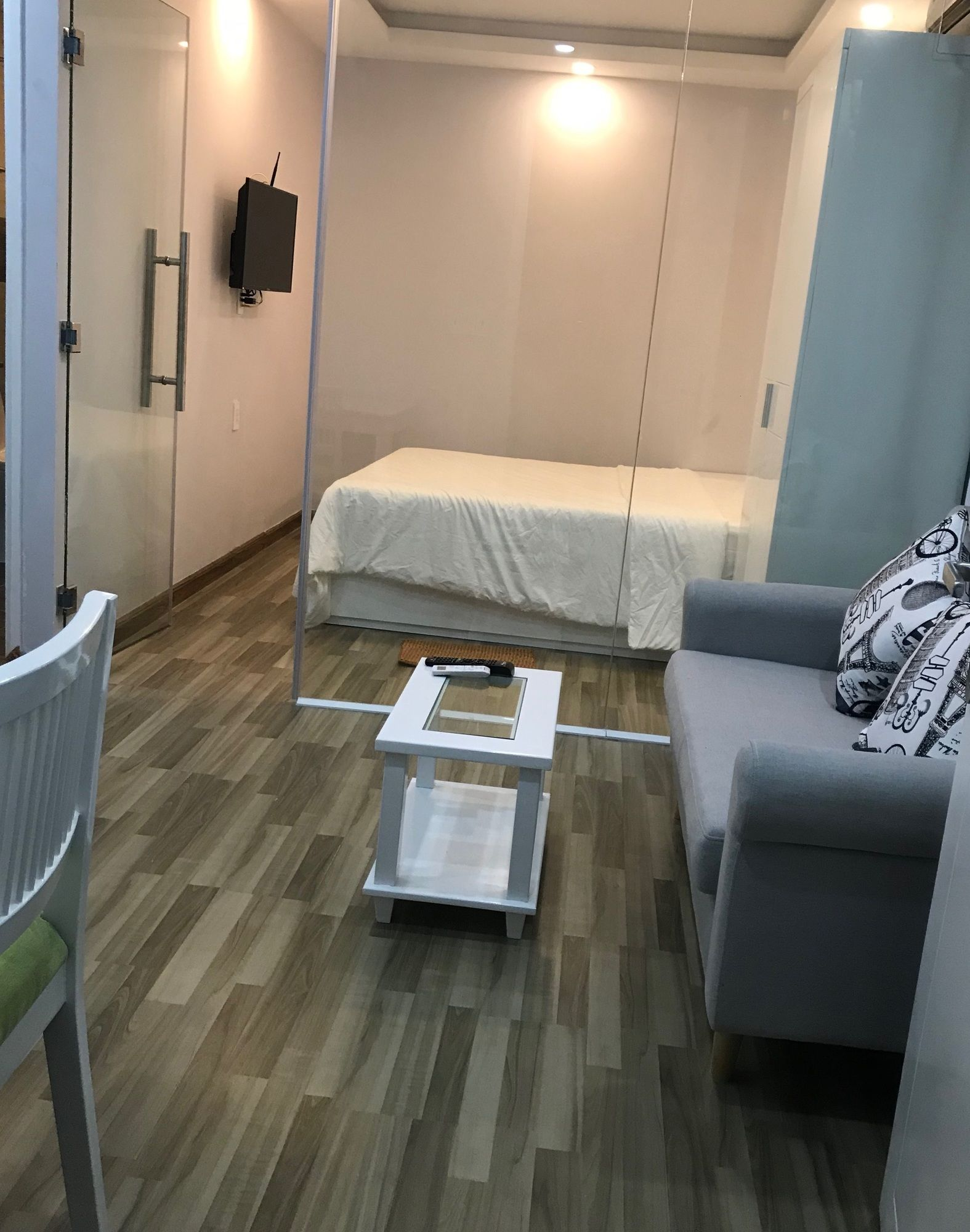 Queen Central Hotel Apartment