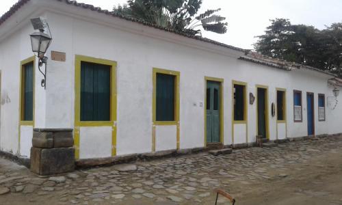 Suítes centro histórico