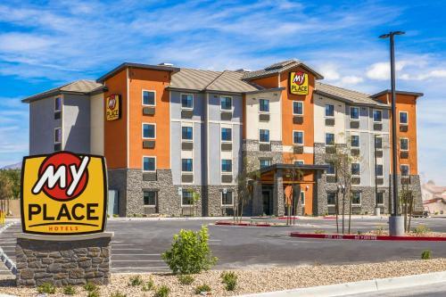 My Place Hotel North Las Vegas NV