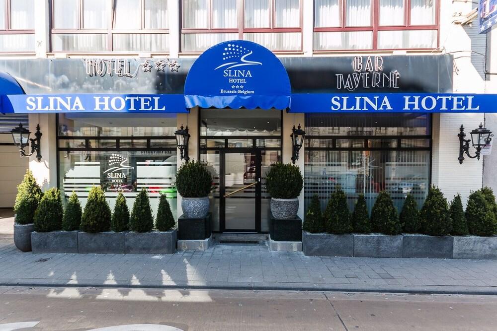 Slina Hotel Brussels