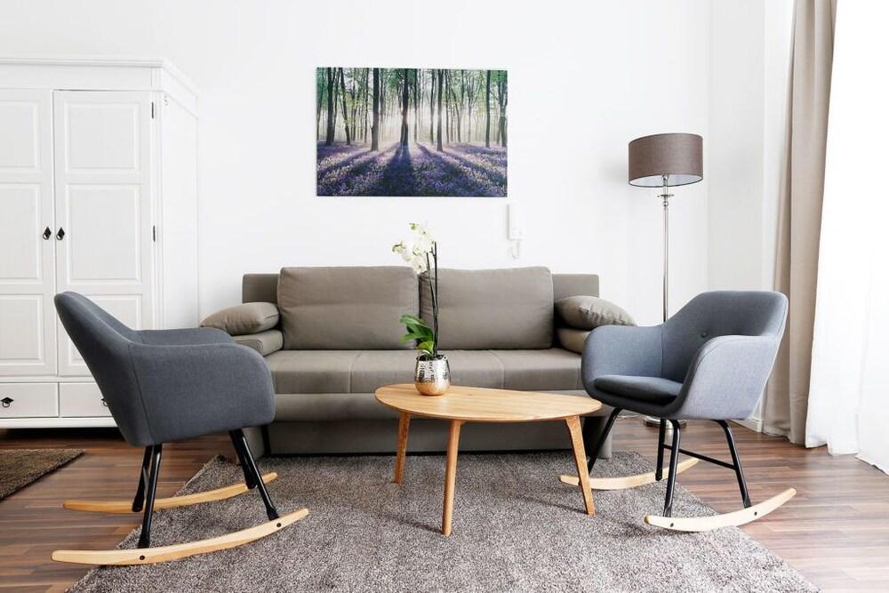 RockChair Apartment Droysenstrasse