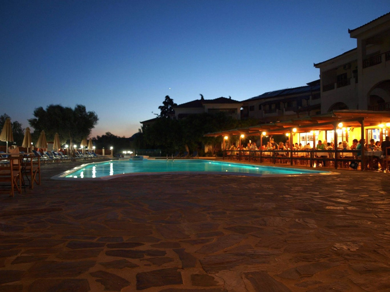 Gallery image of Kampos Village Resort