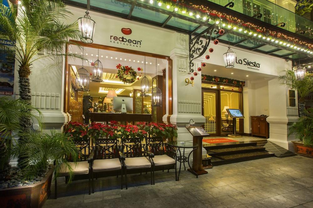 Hanoi La Siesta Hotel Classic