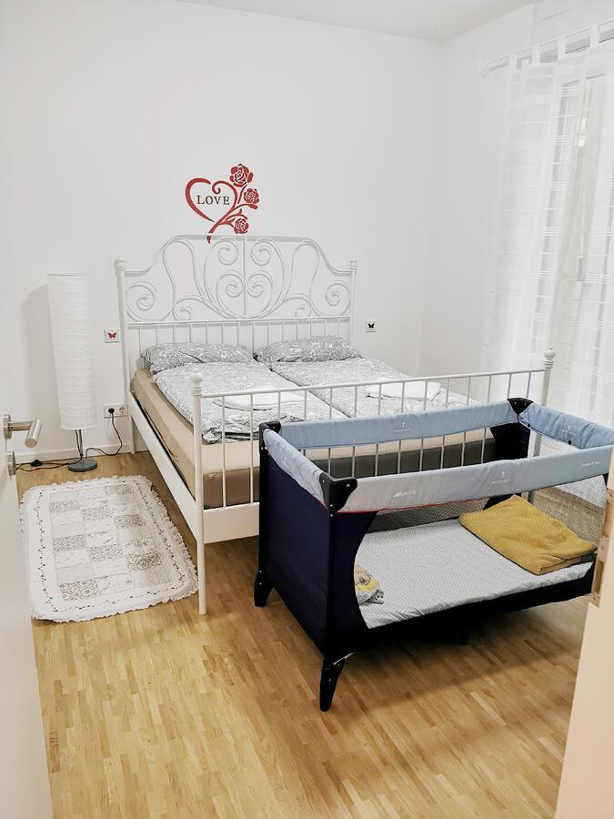 LUXURY Apartment near fair and central City in few min with garden