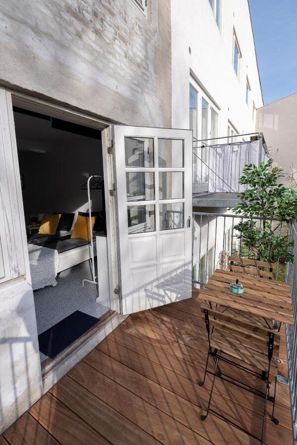 Apartment suite 2 Aalborg Center