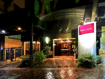 Gallery image of Mercure Porto Alegre Beverly Hills Hotel