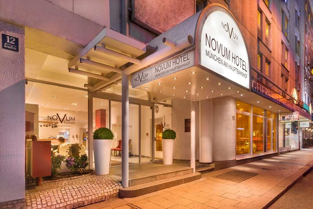 Novum Hotel Mnchen Am Hauptbahnhof
