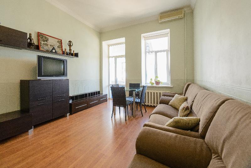 Kiev Accommodation Apartments on Mala Zhytomirska