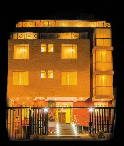 Hotel Incamin Mirador