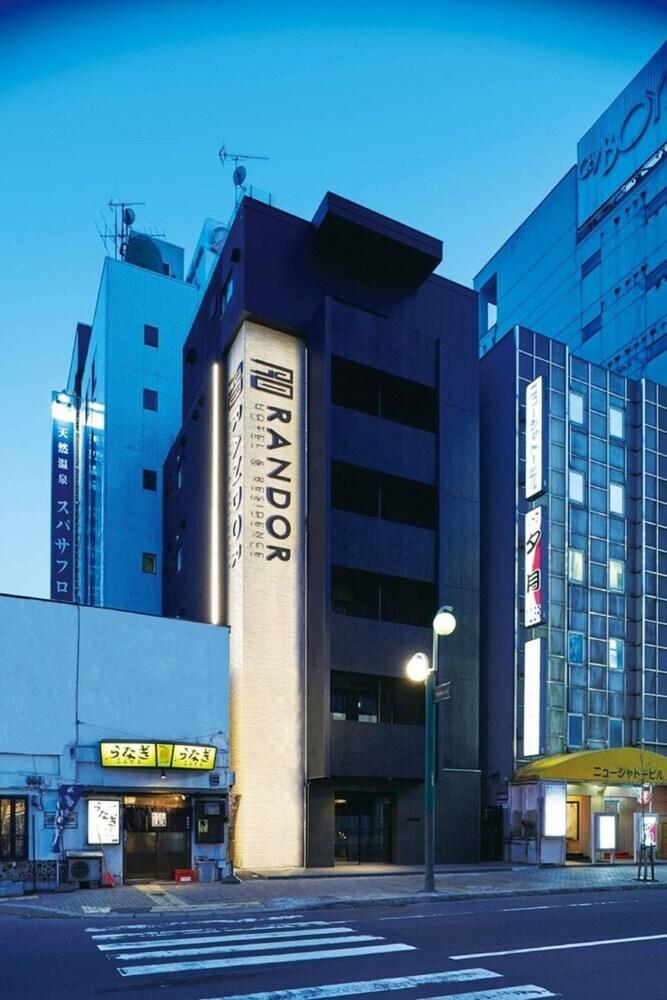 Randor Residence Susukino Suites