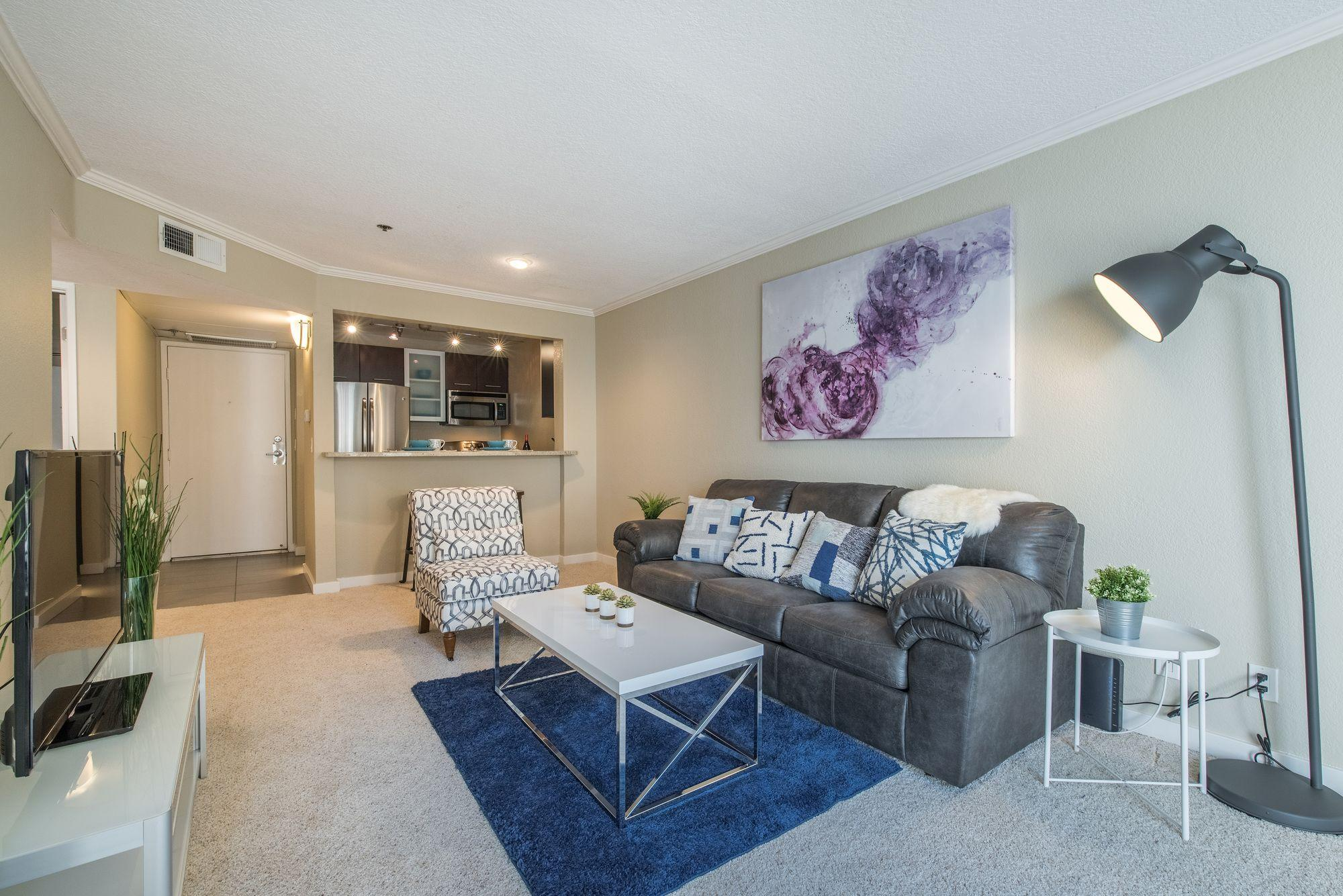 Luxury Suite Heart of Hollywood offered by Short Term Stay