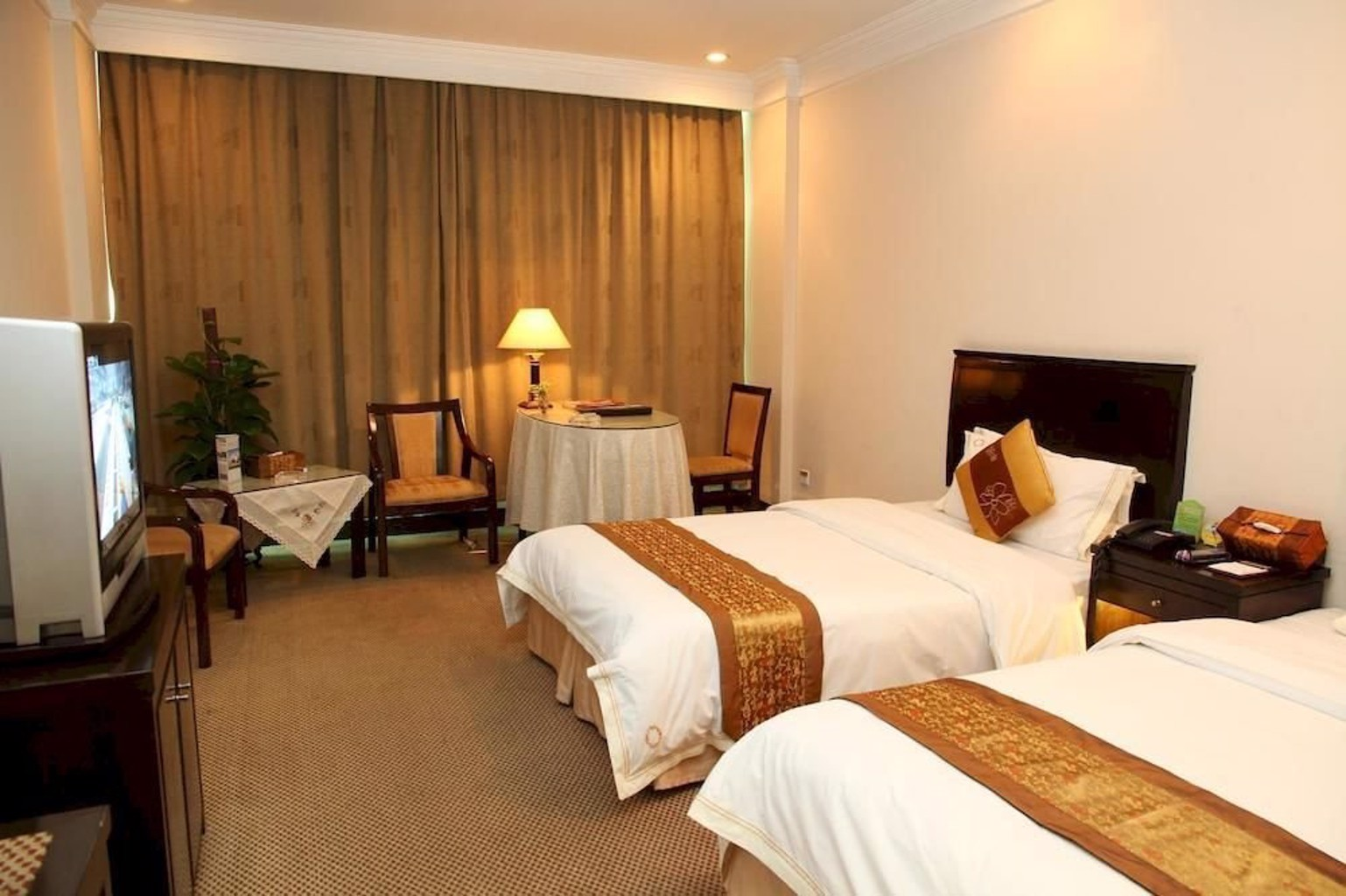 Wujiang Perches Resort