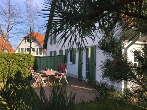 Dünenresidenz Karlshagen Ferienwohnung Lindenweg 4d