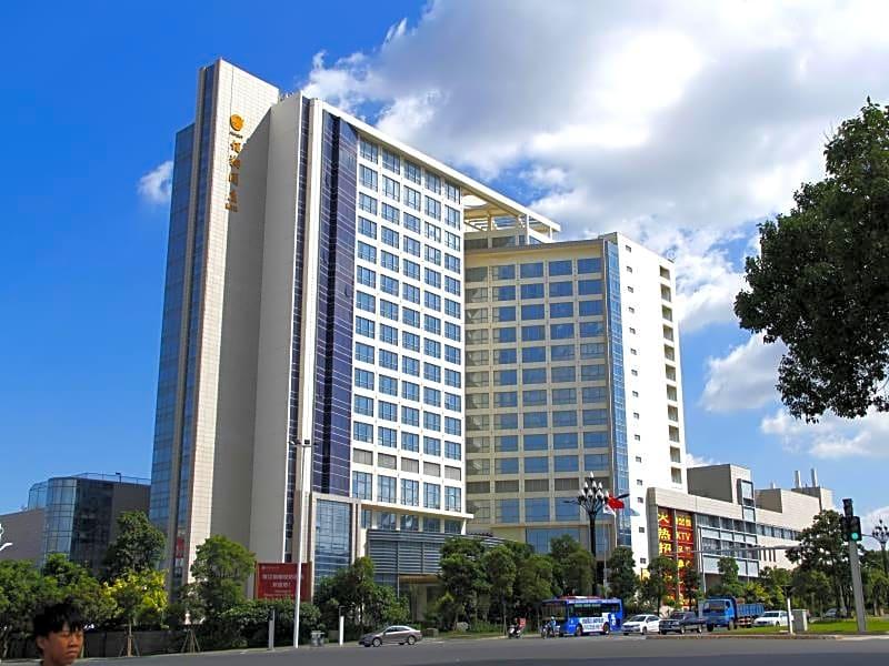 Fliport Hotel Jinjiang Shiji