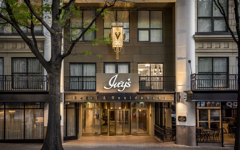 The Ivey's Hotel
