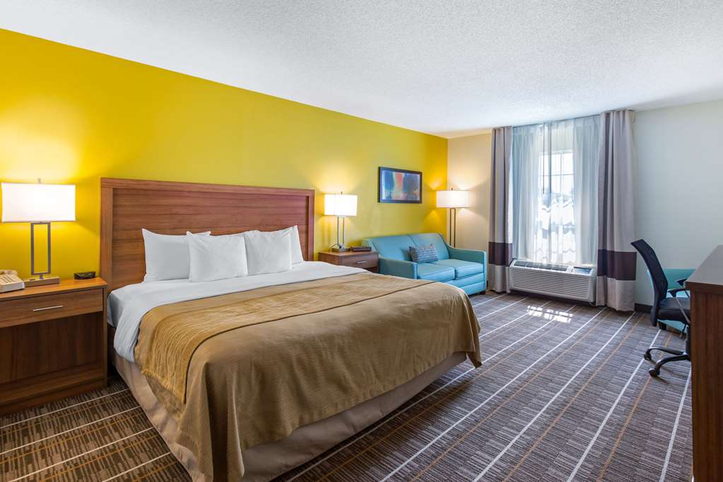 Gallery image of Quality Inn Stephens City Winchester South