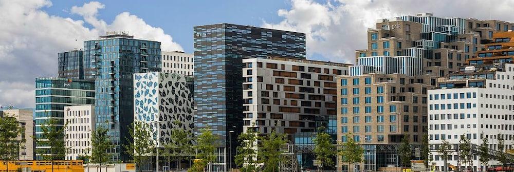 Bjørvika Apartments Opera Area Oslo City Center