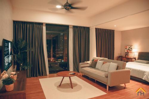 Anggun Studio KLCC By Naby Homes.