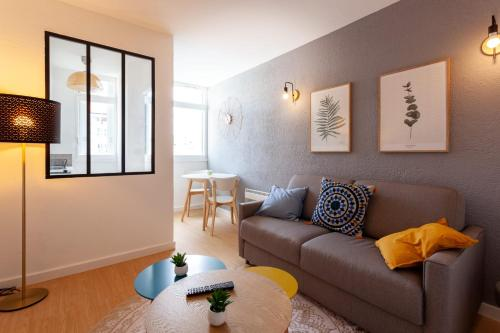 Luxury studio at the heart of Marseille 5 min to the Old Port Welkeys