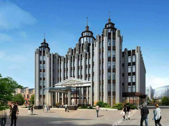 Lanzuan International Castle Hotel