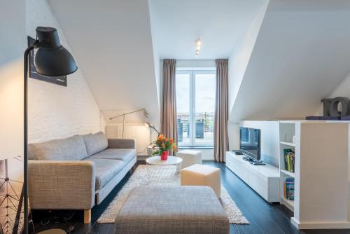 Design Terrace Residence Brussels Flagey