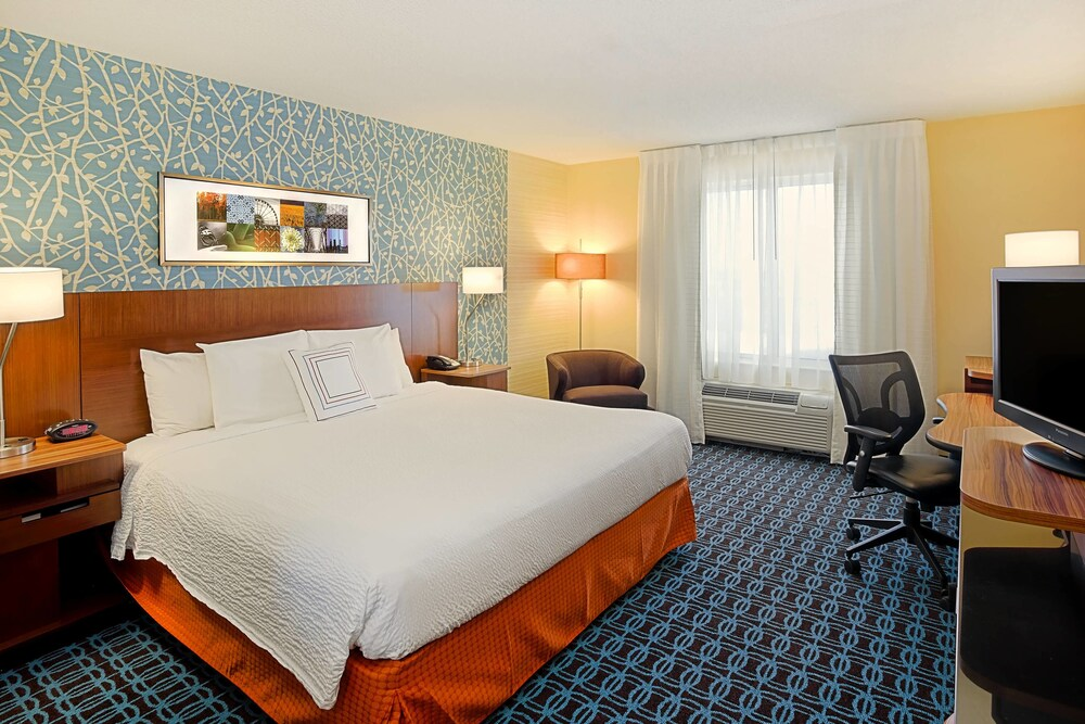 Gallery image of Fairfield Inn & Suites by Marriott Chicago Southeast Hammond
