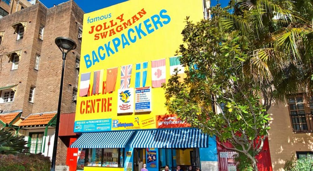 Gallery image of Jolly Swagman Backpackers