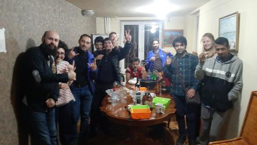 Yerevan Downtown backpackers hostel