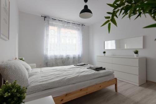 Nowoczesny i przestronny apartament w Sopocie 80m2 z tarasem i ogrodem