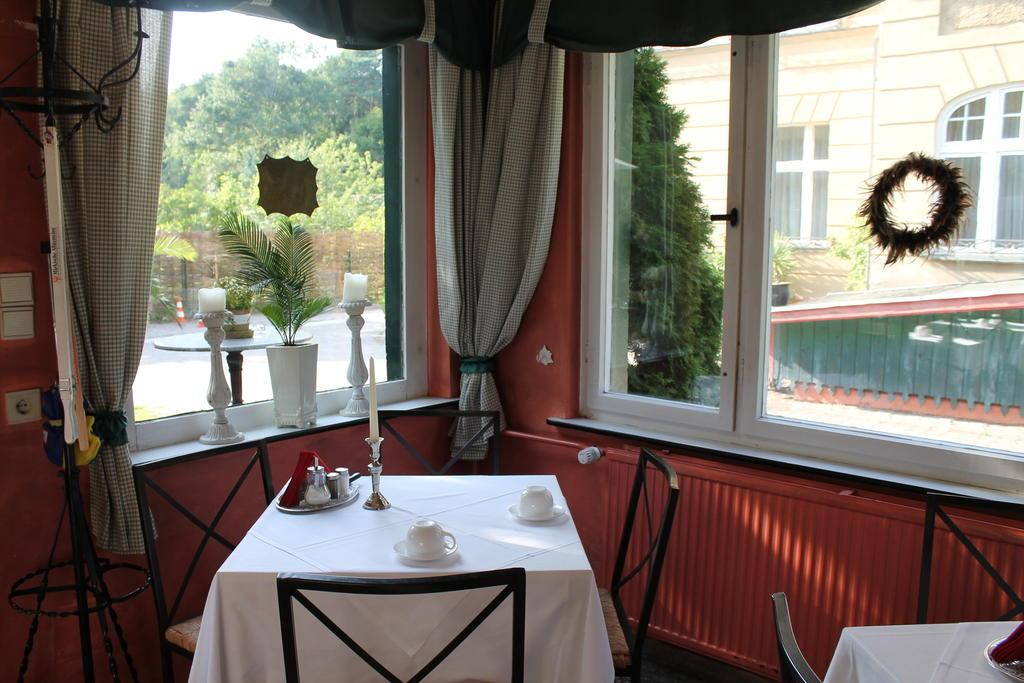 Gallery image of Anno 1900 Hotel Babelsberg