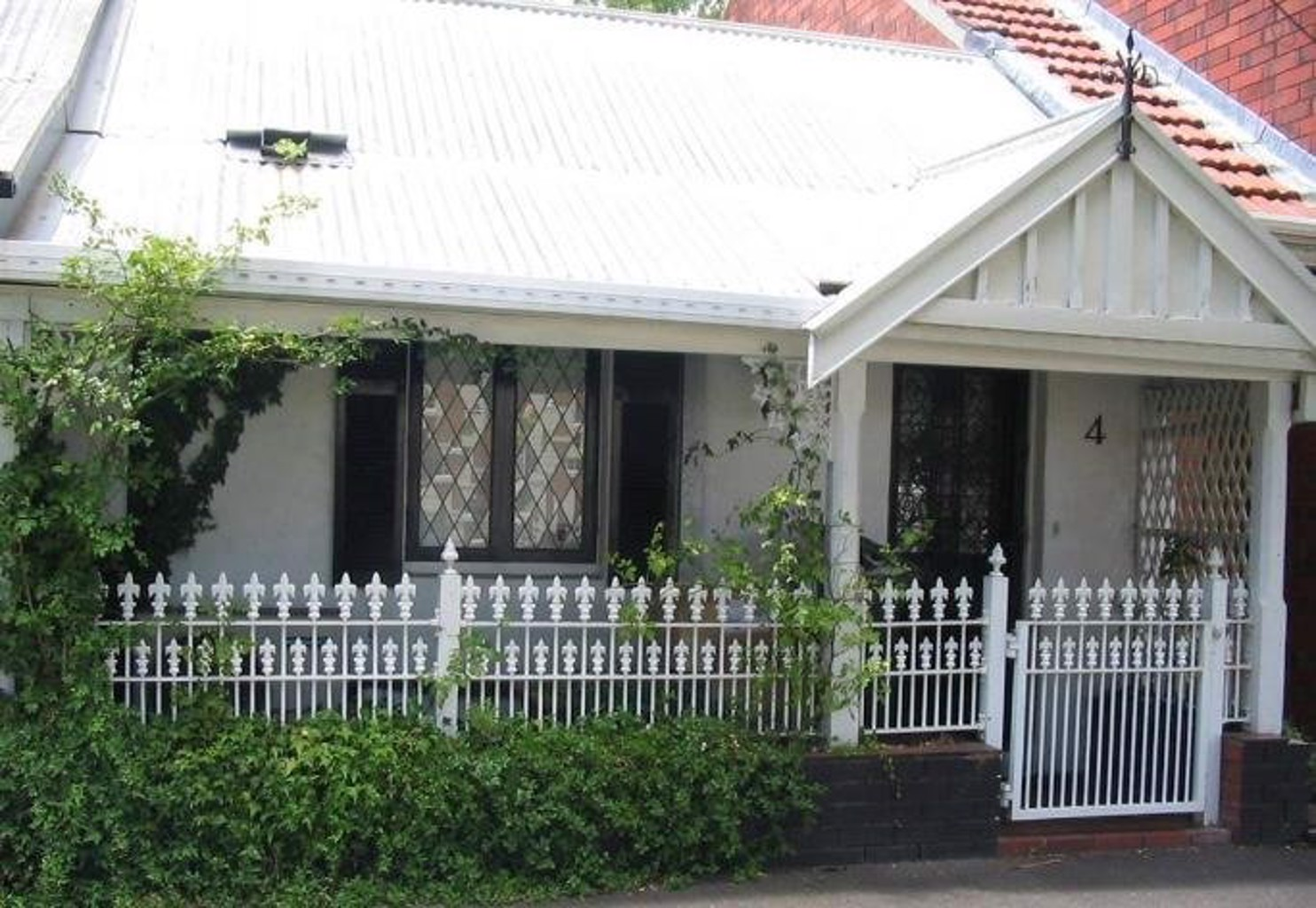 Jerningham Street Cottage