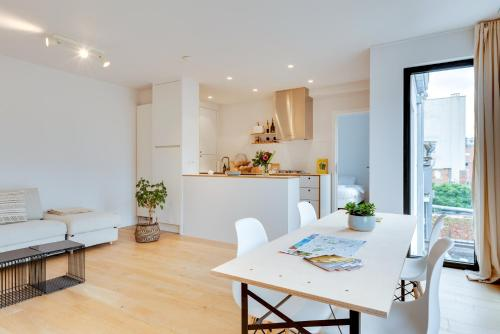 Chatelain Terrace Residence Brussels Louise