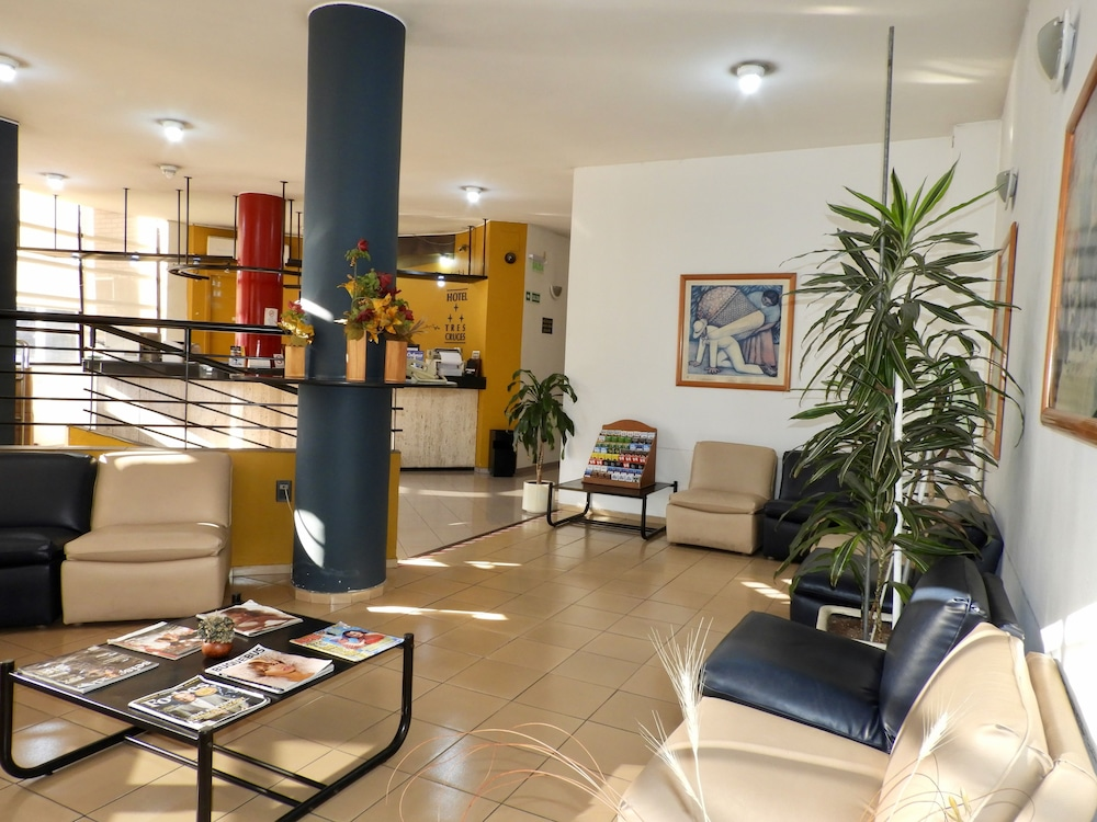 Gallery image of Hotel Tres Cruces