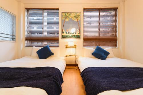 Modern Bright Cozy Room Share Hotel Hideout