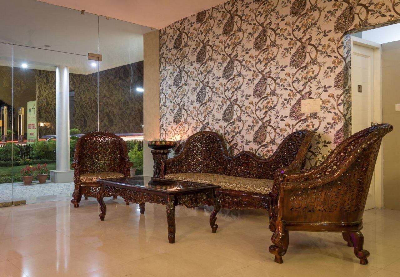 Gallery image of The Baghban Hotel & Resort Baddi